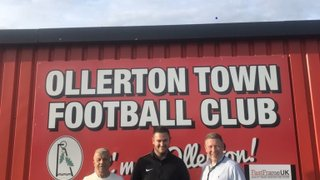 Lee Needham Appointed Assistant Manager