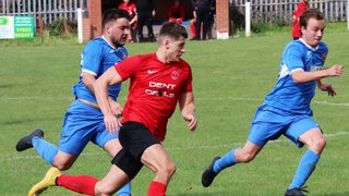 Honours Even as Town and Briggers Share The Points