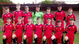 Ollerton Town Under 16's