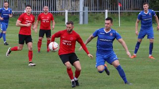 Partridge Strikes as Town Draw With Rangers
