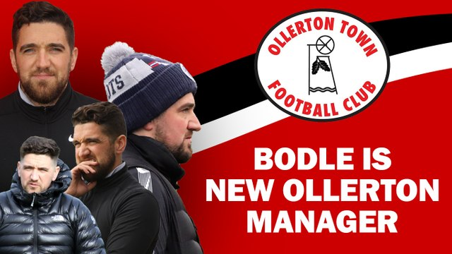 Ollerton Town Appoint Bodle As New Manager