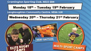February Half Term Sports Camp - Cramlington