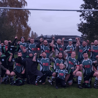 Swanley 1XV vs Dartfordians 4XV 09.11.2019