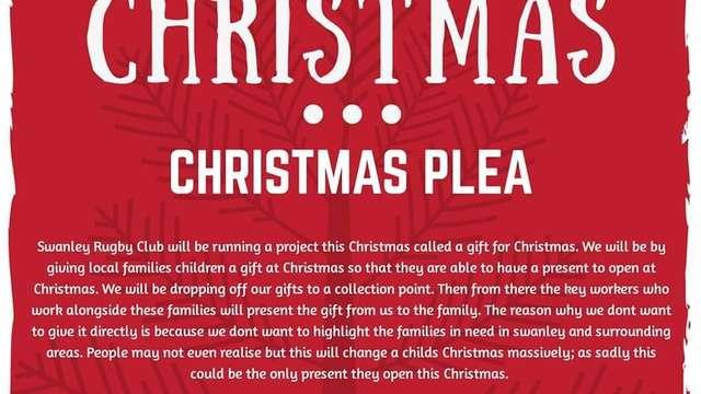 A gift for Christmas - 2019