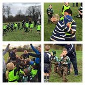 Swanley RFC & Westcombe Park RFC - Joint Youth Training Session 02.02.2020