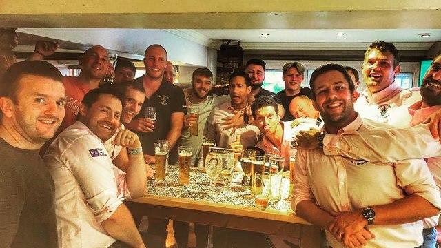 Knutsford Seniors Away Day and Xmas Pub Golf