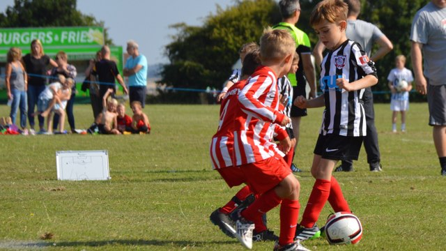 Ibstock United Return to Competitive Grassroots Football