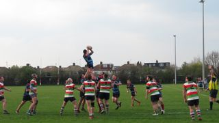 Ilford Wanderers 24 - 25 Old Cooperians 30.3.19