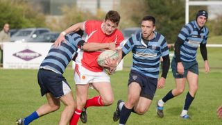 Whitchurch 2XV vs Liverpool Coll 2 October 2012