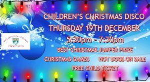 Children's Christmas Disco