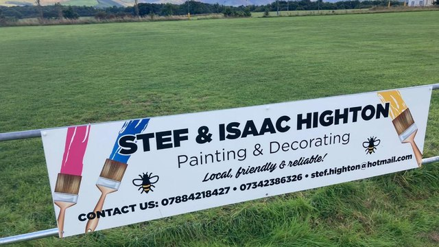 Sponsorship Opportunities  Available At Cockermouth RUFC
