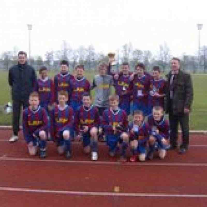 cup runners up,again