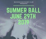 SUMMER BALL - June 29th