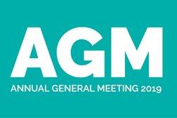 AGM: 30th July 2019