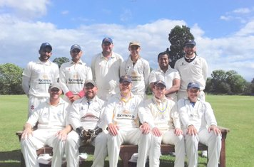 2nd XI vs Oxted 08/06/19