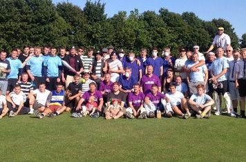 A big thanks to everyone involved in todays tournement for making it as enjoyable as it has been..