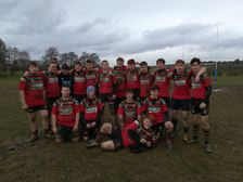 Dronfield colts do the Double