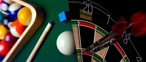 Pool & Darts Competition