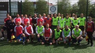 MJFC Annual FA Cup Day Charity Match.