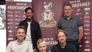 Menston Junior signs for City