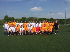 £1,000 raised in Cup final charity matches
