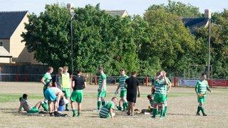 Fairford Town vs Wantage Town 4-8-2018
