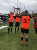 CHAMPIONS CUP FINAL WIN BY HAREFIELD UTD SUN U21s