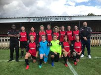Harefield United Ladies