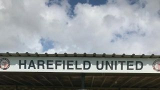 Harefield Utd Ladies