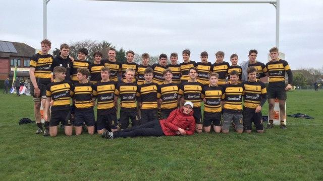 WRFCU16S Holders retain League Championship