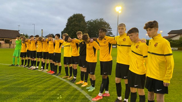 Under-18s gearing up for Youth Cup