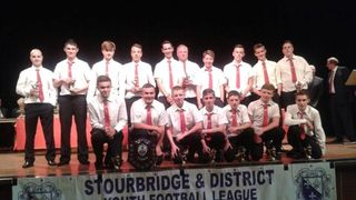 u16s League Winners 2012-2013 sdyfl