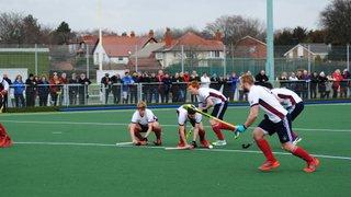 BMU 1st v Canterbury March 18