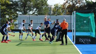 BMU 1st v Exeter Oct 18