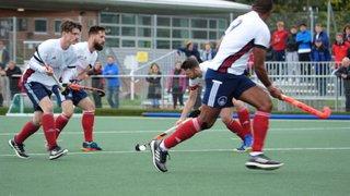BMU 1st v Beeston Oct 19