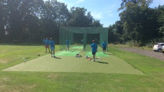 2015 Cricket United Blue Bails Day