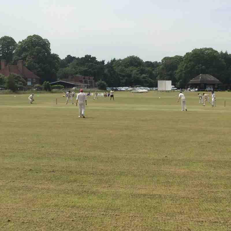 3rd XI Away Whiteley Village