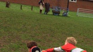 U10s visit to Petersfield on 6th April 2014