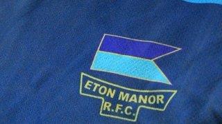 LRFC  v Eton Manor