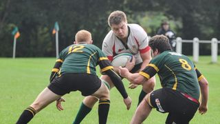 Midlands 2 East (S): Vipers 13 - 26 Luton