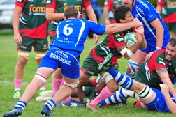 London 1 North: Luton 31 - 26 Diss