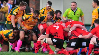 London 2 North West: Luton 26-42 London Welsh