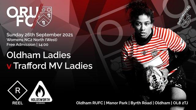 Oldham Ladies v Trafford MV Ladies (26/09/21)