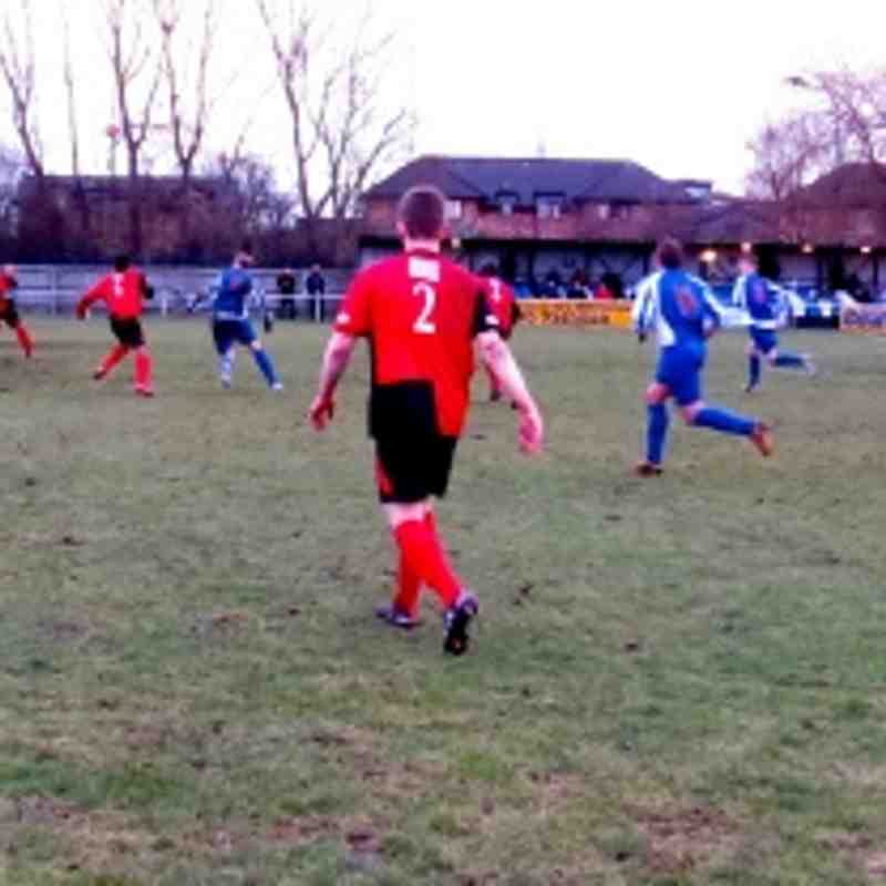 AFC Hayes v Aylesbury