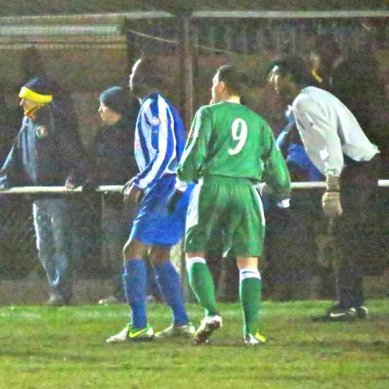 AFC Hayes v Slough Feb 2013