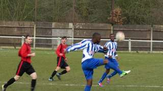 AFC Hayes v Thatcham March 2013