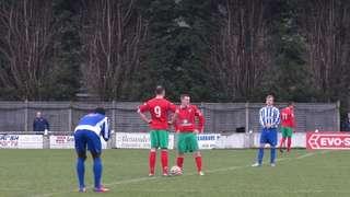Chalfont St. Peter AFC v AFC Hayes
