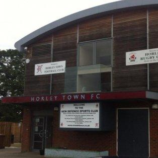 Horley Town FC 2-3 Raynes Park Vale FC