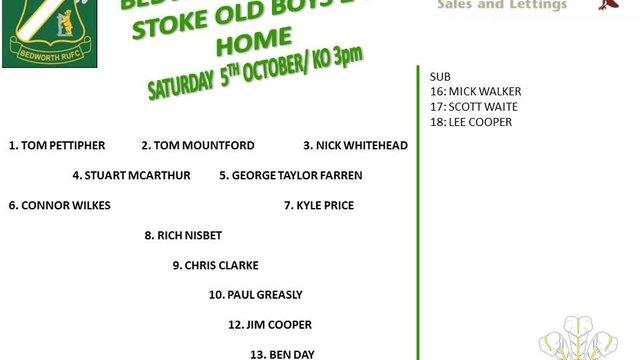 Bedworth Extras vs Stoke Old Boys 2's