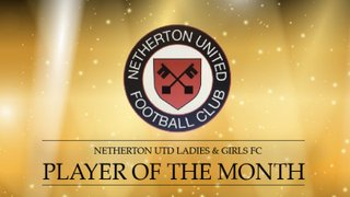 January - Player of the Month Awards - Under 12s